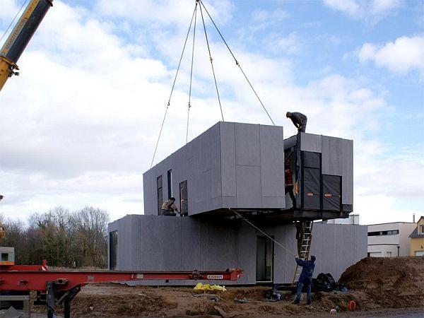 Những ngôi container được thiết kế độc đáo