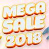 Megasale 2018-Ngày hội mua sắm cho mẹ bầu, mẹ & bé